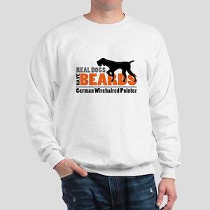 Real Dogs Have Beards - GWP Sweatshirt