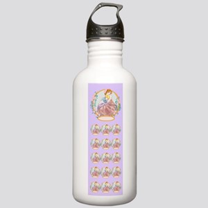 anya my mother Water Bottle