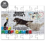 Snow Sprint WOOF Games 2014 Puzzle