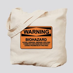 Biohazard - warning - 5 Tote Bag