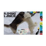 Slo-Sno Dance WOOF Games 2014 Wall Decal