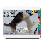 Slo-Sno Dance WOOF Games 2014 Mousepad