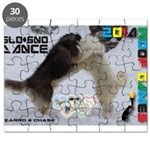 Slo-Sno Dance WOOF Games 2014 Puzzle
