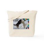 Slo-Sno Dance WOOF Games 2014 Tote Bag