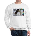 Slo-Sno Dance WOOF Games 2014 Sweatshirt