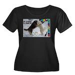 Slo-Sno Dance WOOF Games 2014 Plus Size T-Shirt