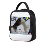 Slo-Sno Dance WOOF Games 2014 Neoprene Lunch Bag
