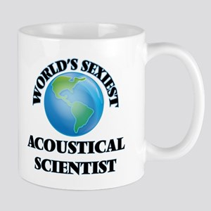 World's Sexiest Acoustical Scientist Mugs