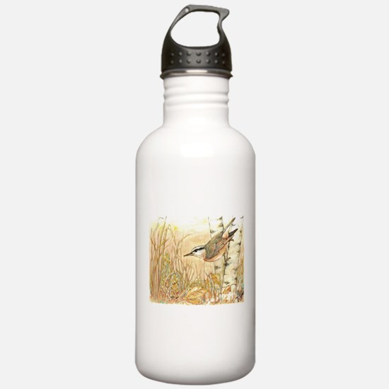 """""""NEW DAY NUTHTCH"""" Water Bottle"""