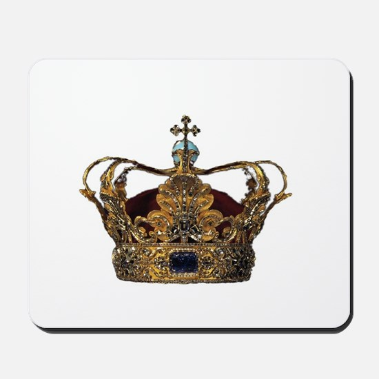 king crown Mousepad