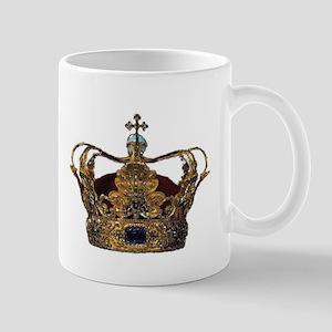 king crown Mugs