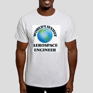 World's Sexiest Aerospace Engineer T-Shirt