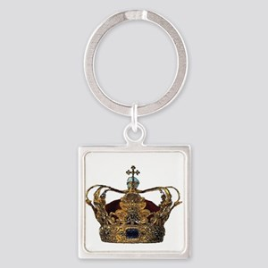 king crown Keychains