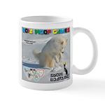 SnowBoarding WOOF Games 2014 Mugs