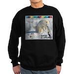 SnowBoarding WOOF Games 2014 Sweatshirt