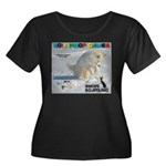 SnowBoarding WOOF Games 2014 Plus Size T-Shirt