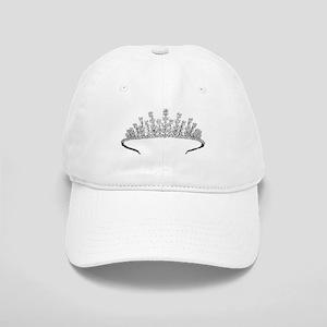 b9e8785e659 Tiara Crown Diana Princess Royal Diamond God Queen Hats - CafePress