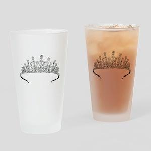 tiara Drinking Glass