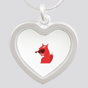 Music Fox Necklaces
