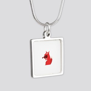 Music Fox Necklaces
