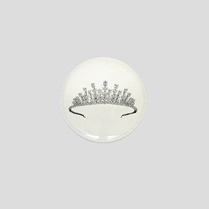 tiara Mini Button