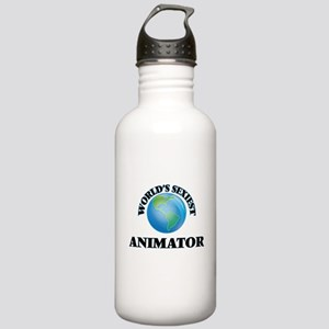 World's Sexiest Animat Stainless Water Bottle 1.0L