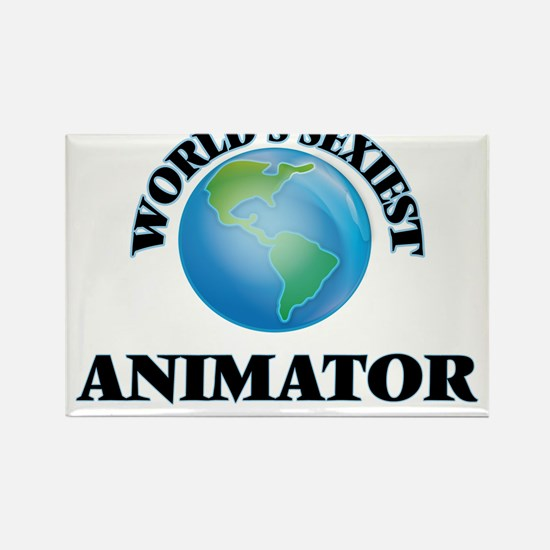 World's Sexiest Animator Magnets