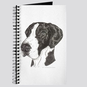 Young Mantle in dots Notepad
