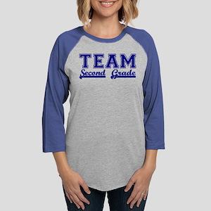 Team Second Grade Long Sleeve T-Shirt