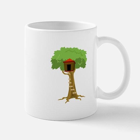 Tree House Mugs