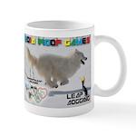 Leap Dogging WOOF Games 2014 Mugs