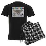 Leap Dogging WOOF Games 2014 Pajamas