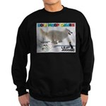 Leap Dogging WOOF Games 2014 Sweatshirt