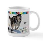 Snow-Shoeing WOOF Games 2014 Mugs