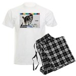 Snow-Shoeing WOOF Games 2014 Pajamas