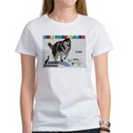 Snow-Shoeing WOOF Games 2014 T-Shirt