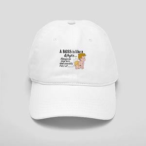 the boss Cap