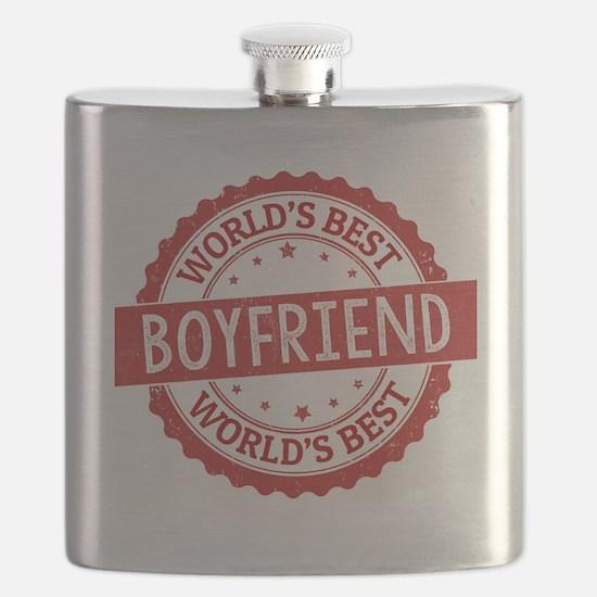 Cute I love my boyfriend Flask