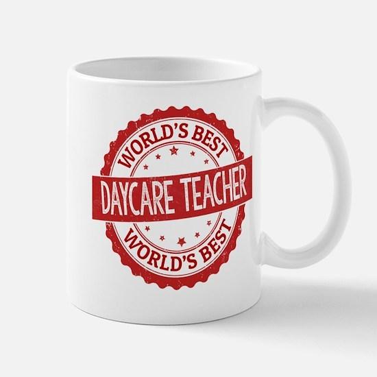Unique Daycare provider Mug