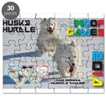 Husky Hurdle WOOF Games 2014 Puzzle