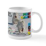 Husky Hurdle WOOF Games 2014 Mugs