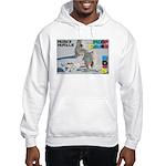 Husky Hurdle WOOF Games 2014 Hoodie