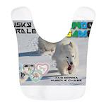 Husky Hurdle WOOF Games 2014 Bib