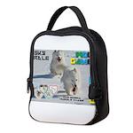 Husky Hurdle WOOF Games 2014 Neoprene Lunch Bag