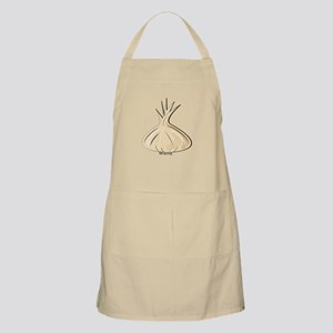 Garlic Bulb Apron