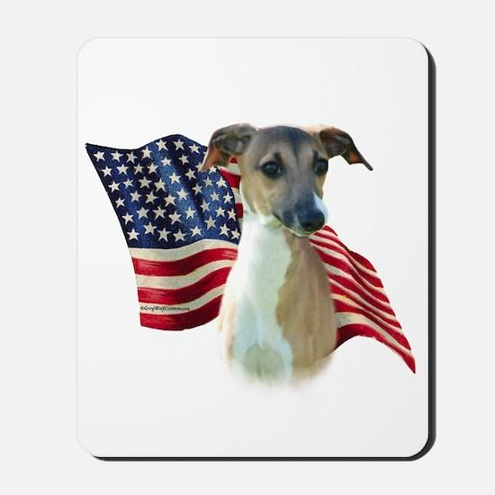Iggy Flag Mousepad