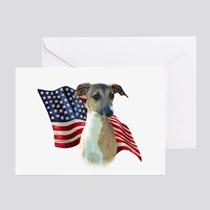 Iggy Flag Greeting Cards (Pk of 10)
