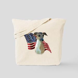 Iggy Flag Tote Bag