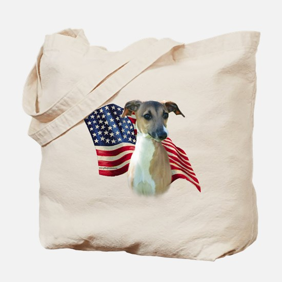 Iggy Flag Tote Bag