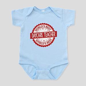 World's Best Daycare Teacher Body Suit